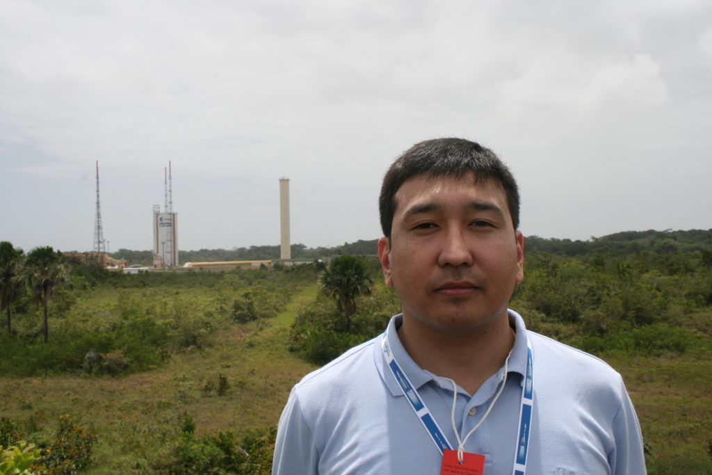 Yerbol Absalyamov