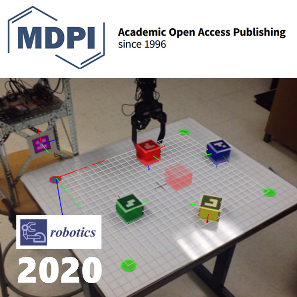 Augmented Reality for Robotics: A Review