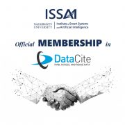 ISSAI joined the Datacite membership