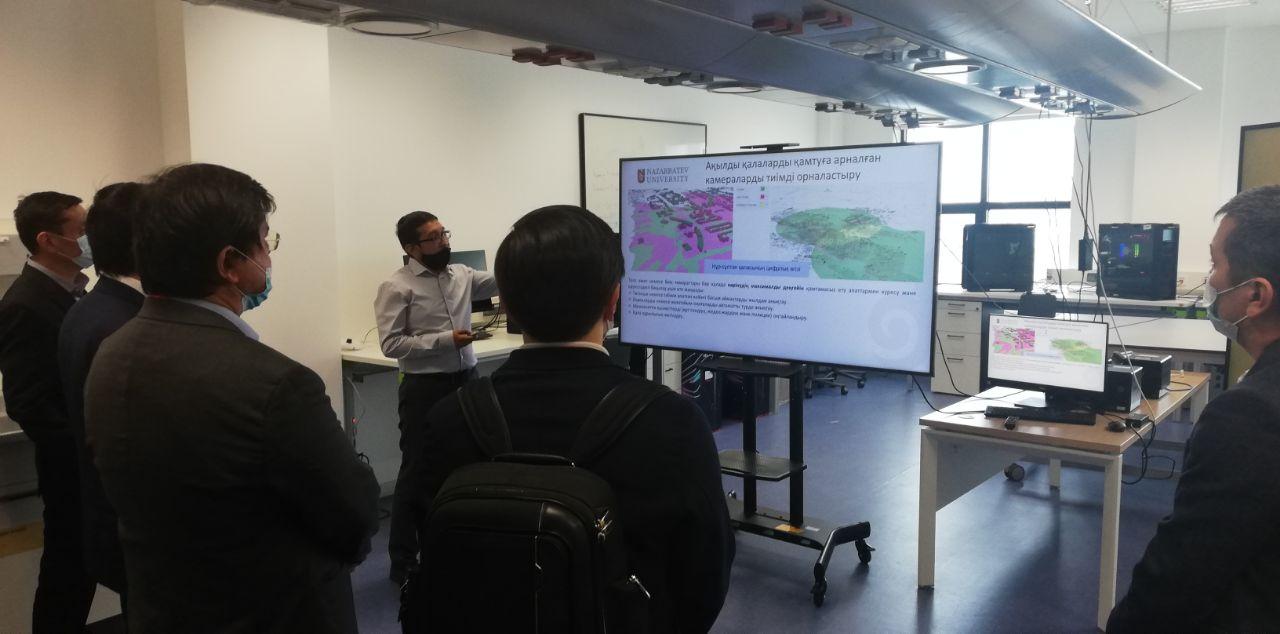 Презентация ISSAI представителям Jusan Bank