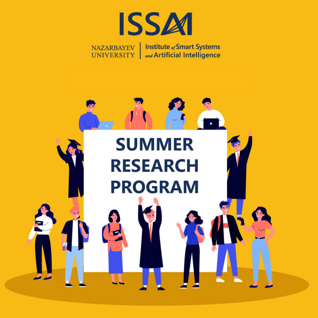 ISSAI Summer Research Program'21 graduates share their experience