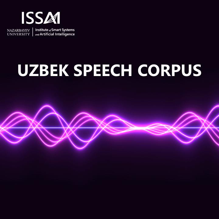 ISSAI team has developed the Uzbek Speech Corpus